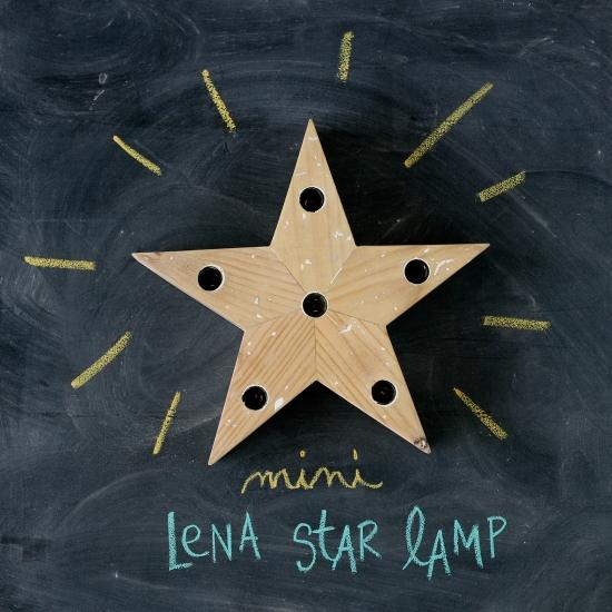 miniLENAstarlamp