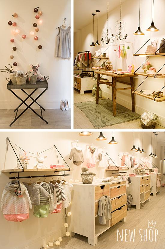 New shop